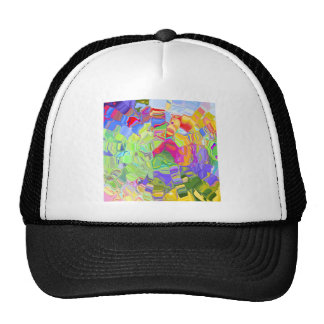 Melted Crayons Trucker Hat