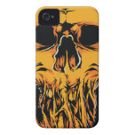 Melted Dead Metal Punk Goth iPhone 4 4s Case iPhone 4 Case-Mate Cases