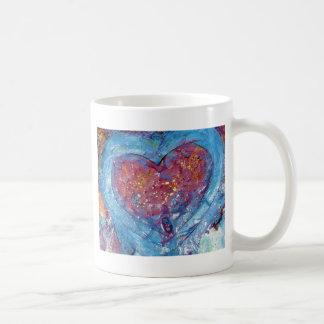 Melted Heart Coffee Mugs