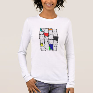 Melted Huf Long Sleeved Ladies Top