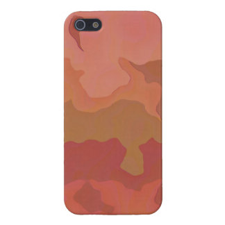 Melted Lipstick - Rosy Beige Abstract Cases For iPhone 5