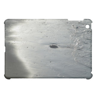 Melted metal cover for the iPad mini