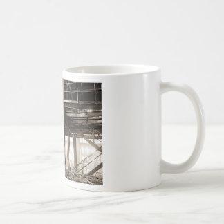 Melted Power Plant Mug