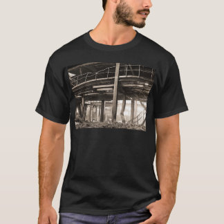Melted Power Plant T-Shirt