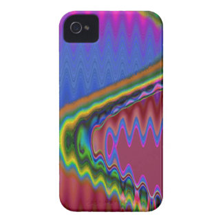 Melted Rainbow Iphone case iPhone 4 Cover