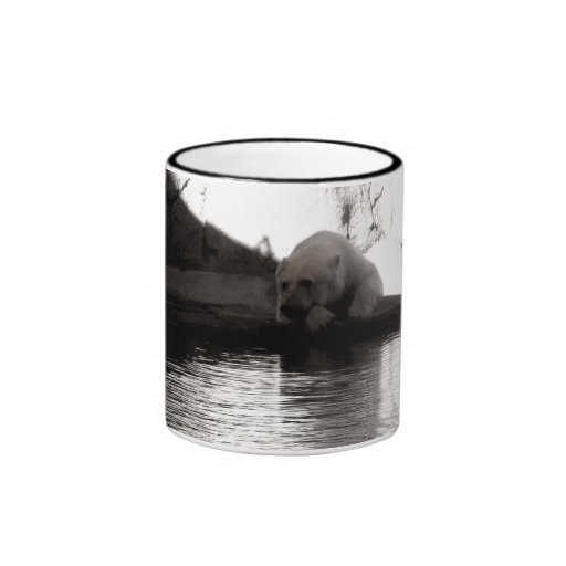 Melted Ringer Coffee Mug