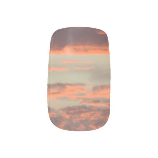 Melted Sunset Minx® Nail Wraps