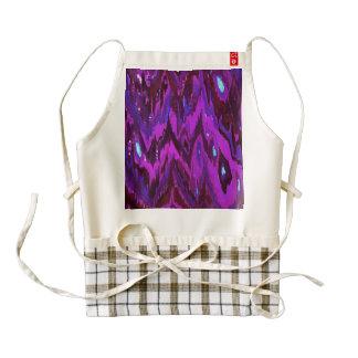 Melting 2 zazzle HEART apron