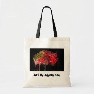 Melting Autumn Tree Bag
