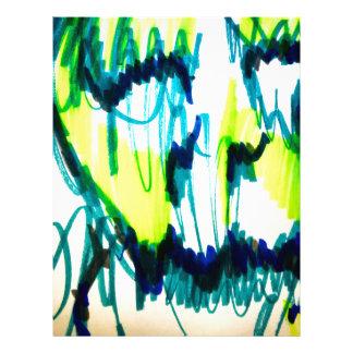 Melting Away Letterhead