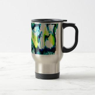 Melting Away Travel Mug