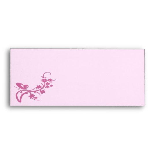 Download Melting Butterfly Envelope | Zazzle.com