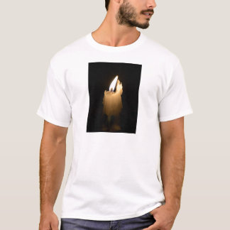 Melting Candle T-Shirt