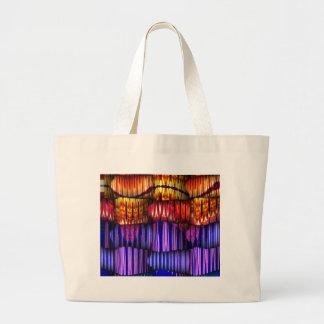 melting caves canvas bag