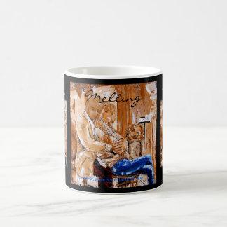 Melting Coffee Mug