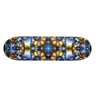 Melting Colors Skateboard Deck