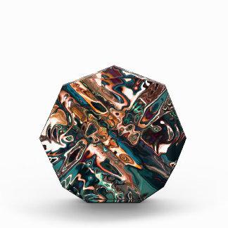 Melting Copper Abstract Award