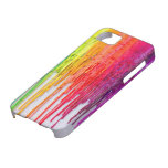 melting crayon rainbow iphone 5 case iPhone 5 cases