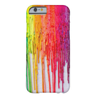 melting crayon rainbow iPhone 6 case