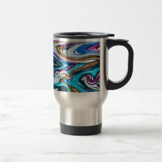 Melting Dice Travel Mug