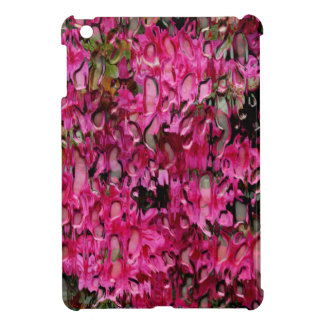 Melting Flowers Abstract iPad Mini Cover