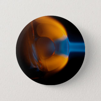 Melting Glass Button