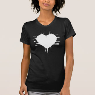 Melting Heart (white) T-Shirt