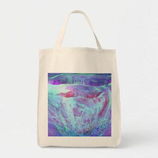 melting Ice Tote Bag