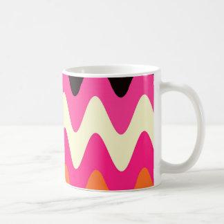 Melting Ice Cream #4 - Pink Mug