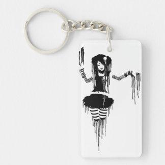 Melting Keychain