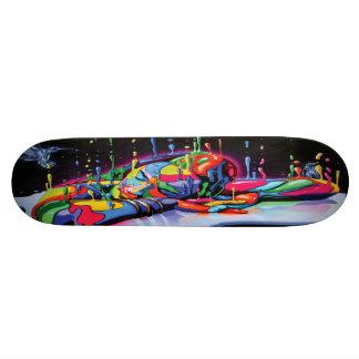 Melting Lady Skateboard - Wynnwood