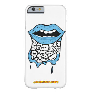 Melting Lips Barely There iPhone 6 Case