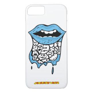 Melting Lips iPhone 8/7 Case