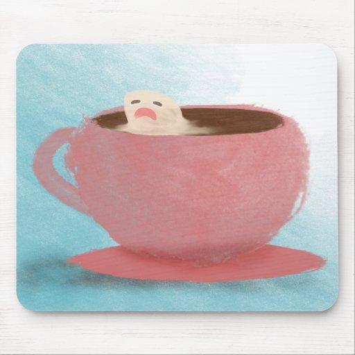 Melting Marshmallow Mouse Pad