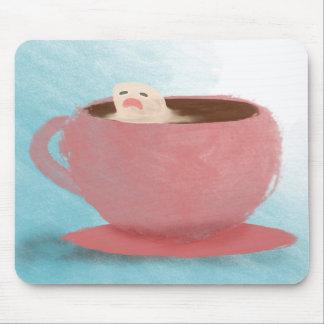 Melting Marshmallow Mousepads