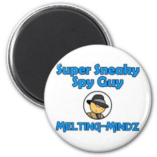Melting-Mindz Magnet