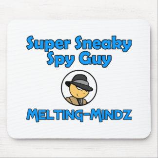 Melting-Mindz Mouse Pad