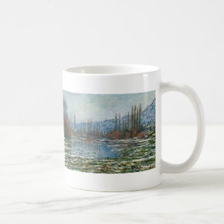 Melting of Floes at Vétheuil (1881) Coffee Mug