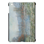 Melting of Floes at Vétheuil (1881) iPad Mini Covers