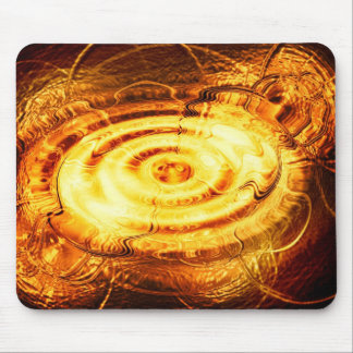 Melting Point Mouse Pad