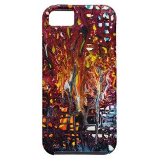 Melting Pot Abstract Art iPhone 5 Case