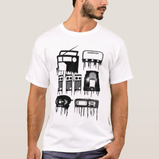 MELTING RADIOS T-Shirt