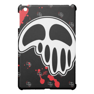 Melting Skull iPad Mini Covers