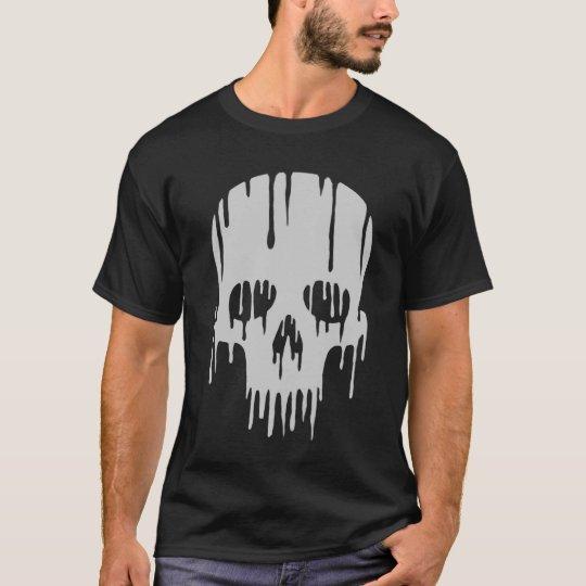 Melting Skull T-Shirt