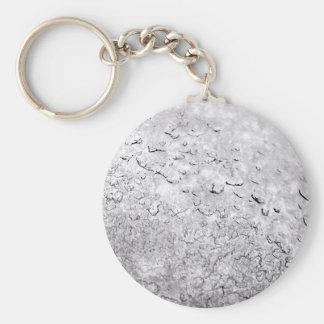 Melting Snow Keychain