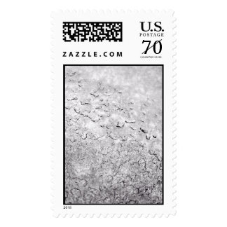 Melting Snow – Large stamp