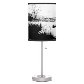 Melting Snow Table Lamp