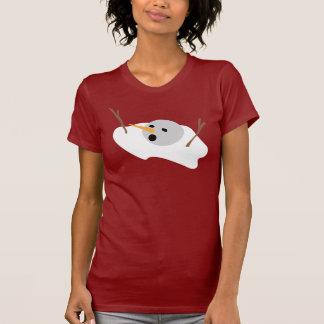 Melting Snowman Shirt