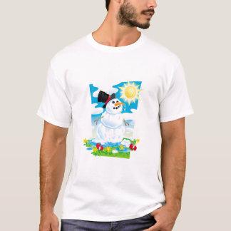 Melting Snowman T-Shirt
