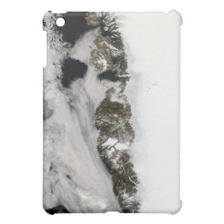 Meltwater ponds along Greenland West Coast iPad Mini Case